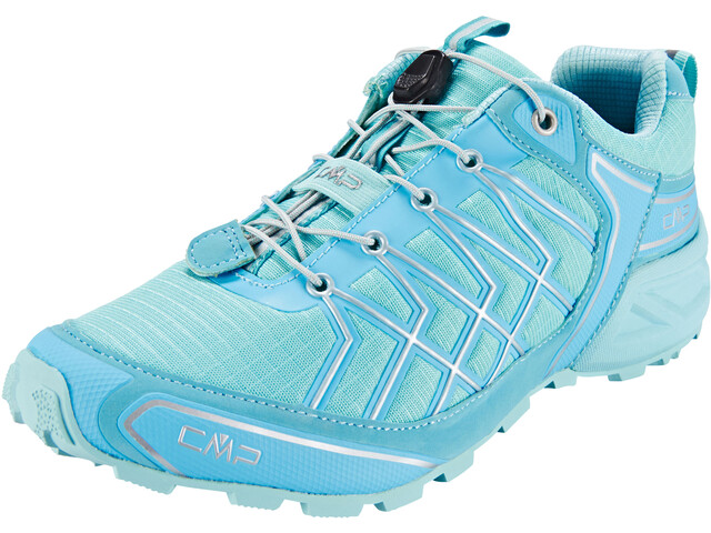 CMP Campagnolo Super X - Chaussures running Femme - turquoise
